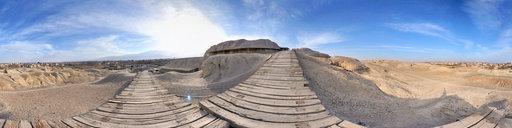 Sialk Hills, Kashan