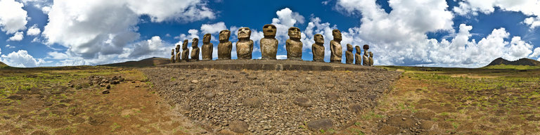 Easter Island by Gregory Panayotou