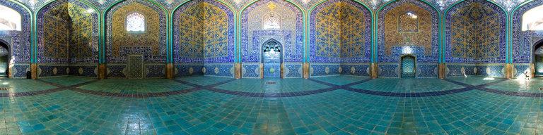 Sheikh Lotfallah Mosque by Ramin Dehdashti