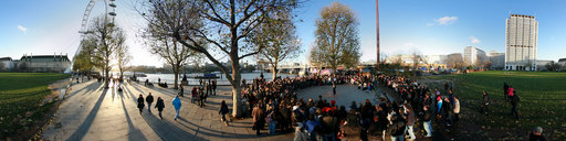 4 Street entertainment on the Southbank