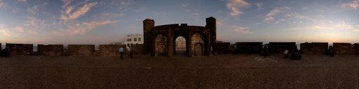 4 Medina wall in Essaouira, Morocco