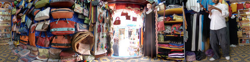 4 Jewellery and bags in Essaouira, Morocco