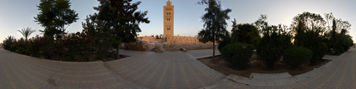 4 Koutoubia Mosque, Marrakesh
