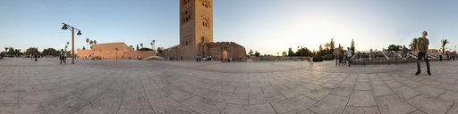 4 Koutoubia Mosque, Marrakesh
