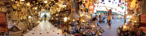 4 Shops in Marrakesh