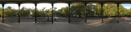 4 Battersea Park   Band stand