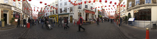 4 New Year in China Town