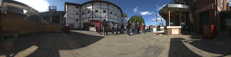 5 Shakespears Globe Theatre