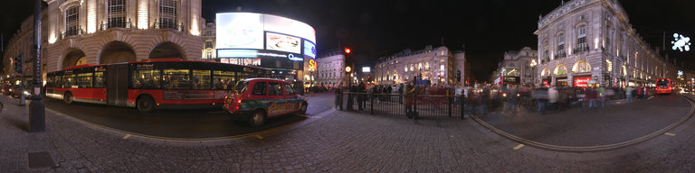 5 Piccadilly circus