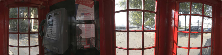 5 Red Phone Box