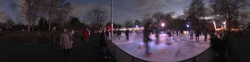 4 Hyde Park   Winter Wonderland